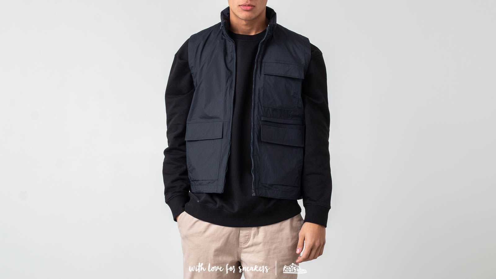 Norse Projects Birkholm Tech Gilet