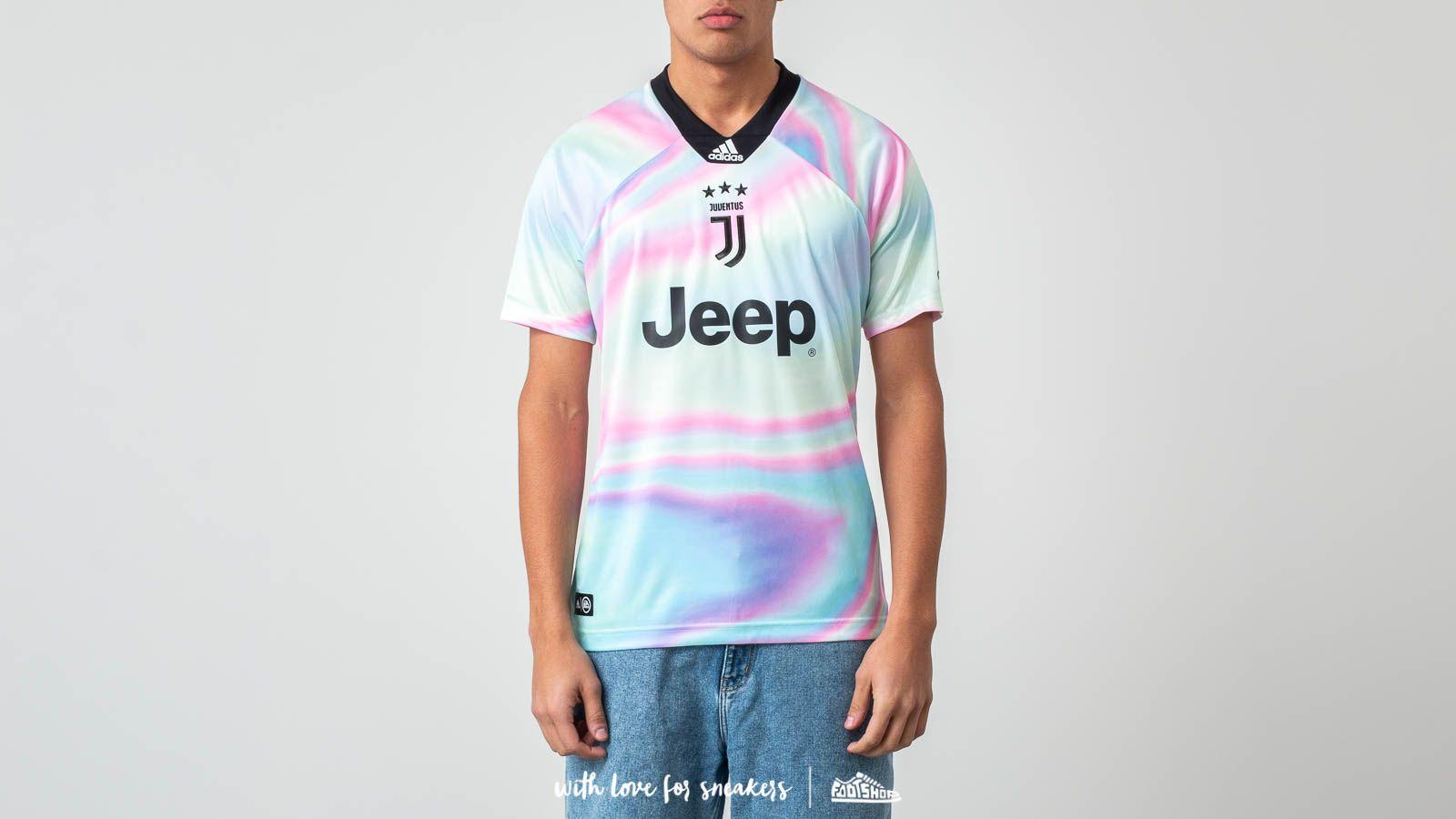 adidas jeep shirt pink