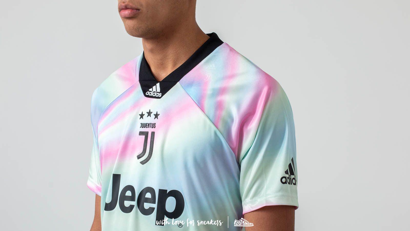 outlet store d55cb c0d81 adidas Juventus EA Jersey Multicolor/ Black | Footshop