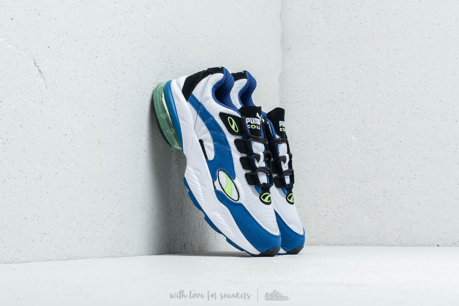 d2ad623ec1d Puma Cell Venom Puma White  Surf The Web at a great price £99 buy
