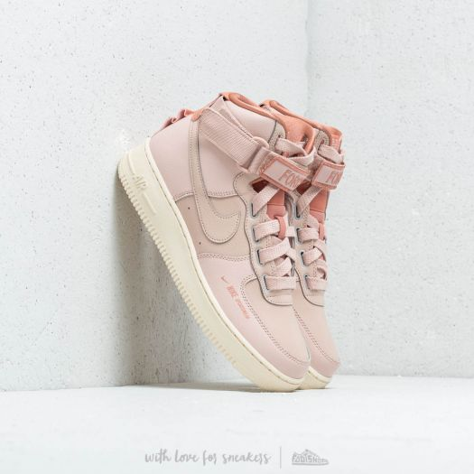 Nike W Air Force 1 Hi UT Particle Beige Particle Beige | Footshop