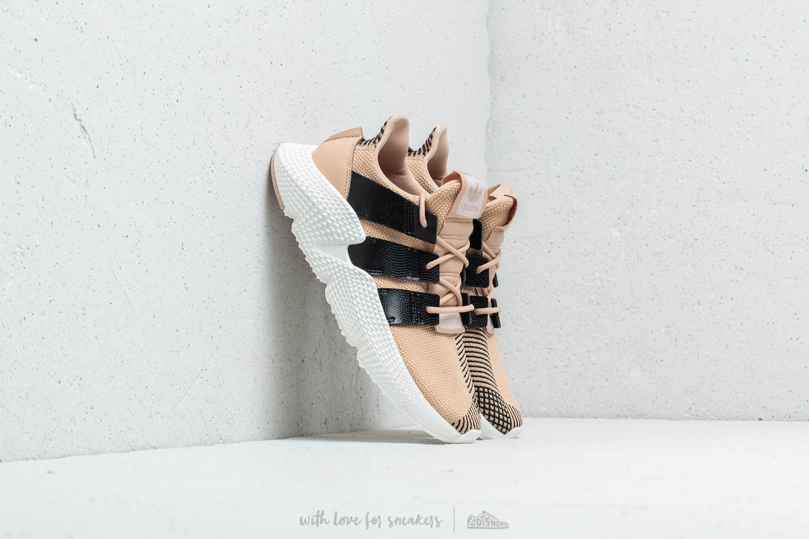 adidas Prophere J St Pale Nude/ Core Black/ Footwear White