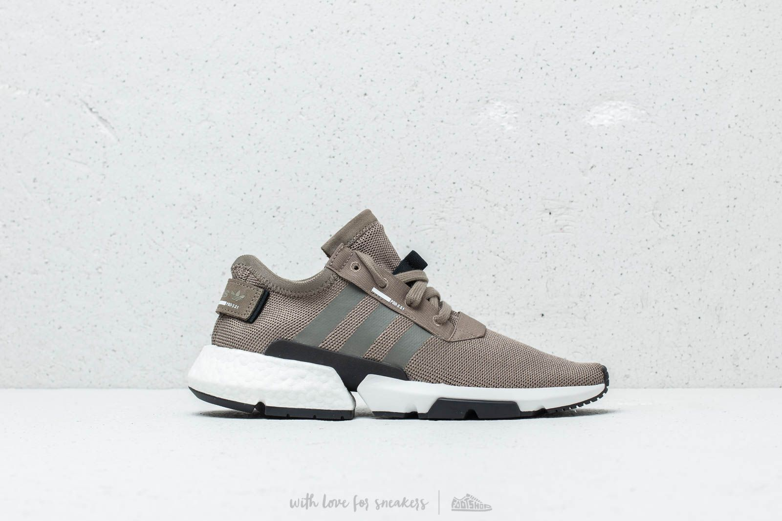 low priced b8dcb 75dda adidas POD-S3.1 Trace Cargo  Trace Cargo  Core Black at a