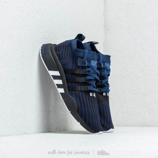 adidas eqt support mid adv bleu
