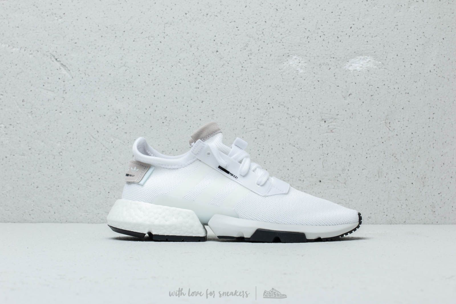 606196bd1aaf adidas POD-S3.1 Footwear White  Footwear White  Core Black at a