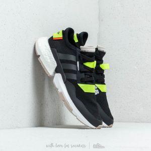 buy online be638 2b236 adidas POD-S3.1 Core Black Solar Yellow Ftw White