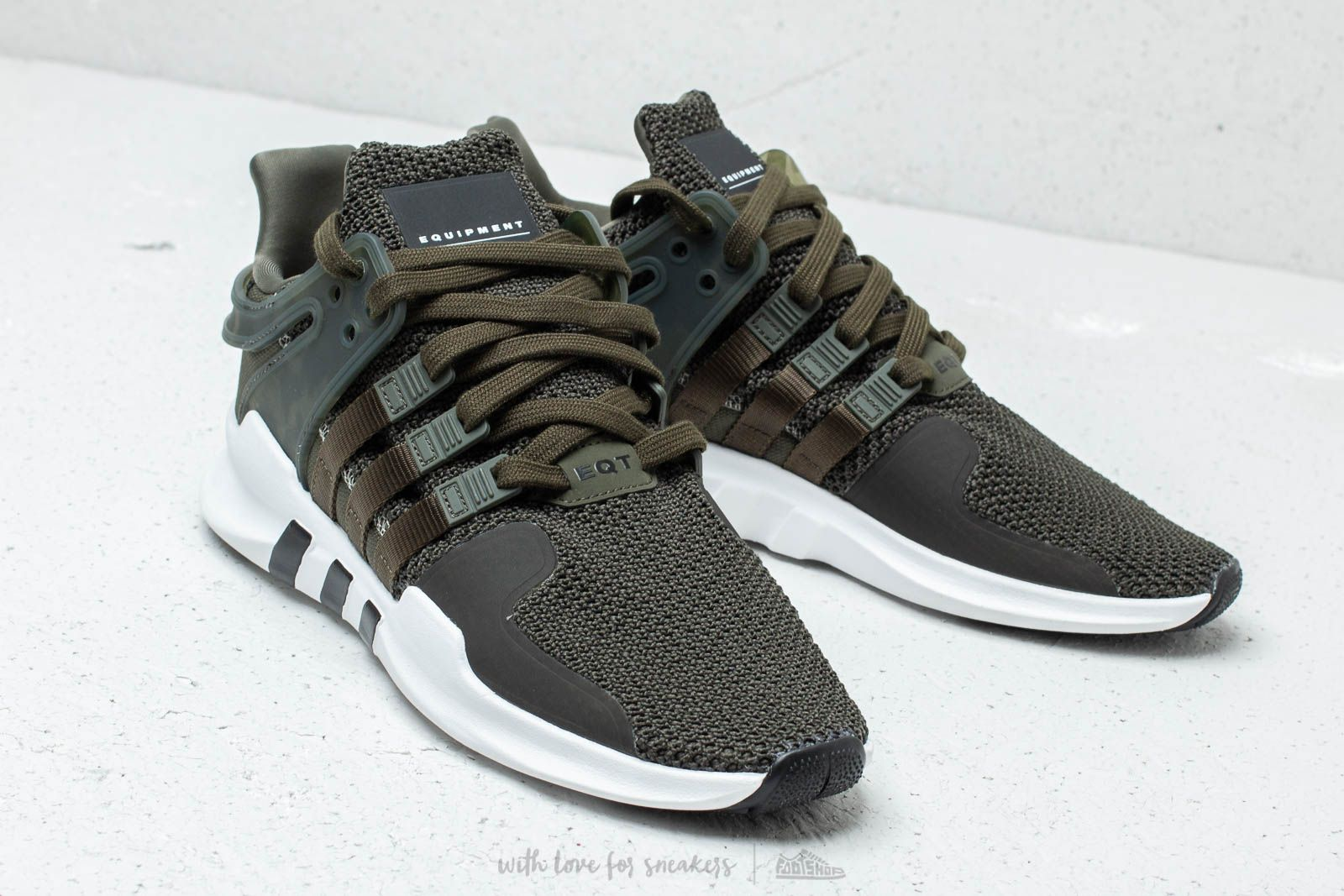 differently 99b9f f3e3d adidas EQT Support ADV Night Cargo  Footwear White  Core Black at a great  price