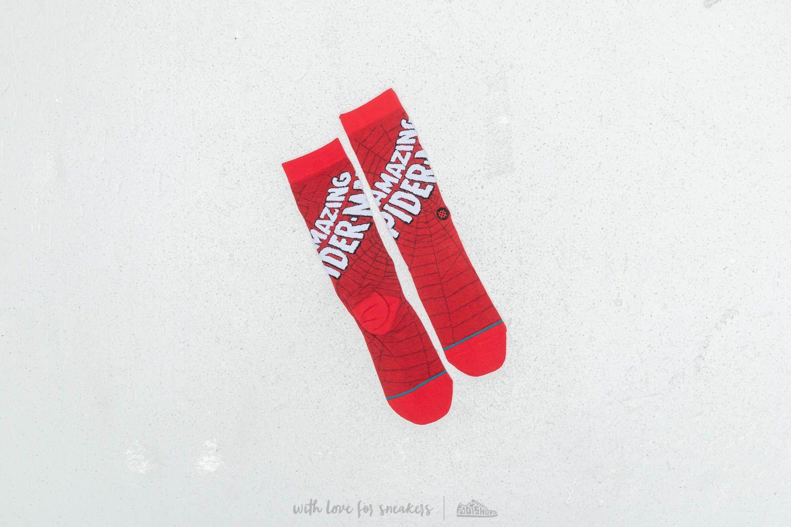 Stance Amazing Spiderman Socks