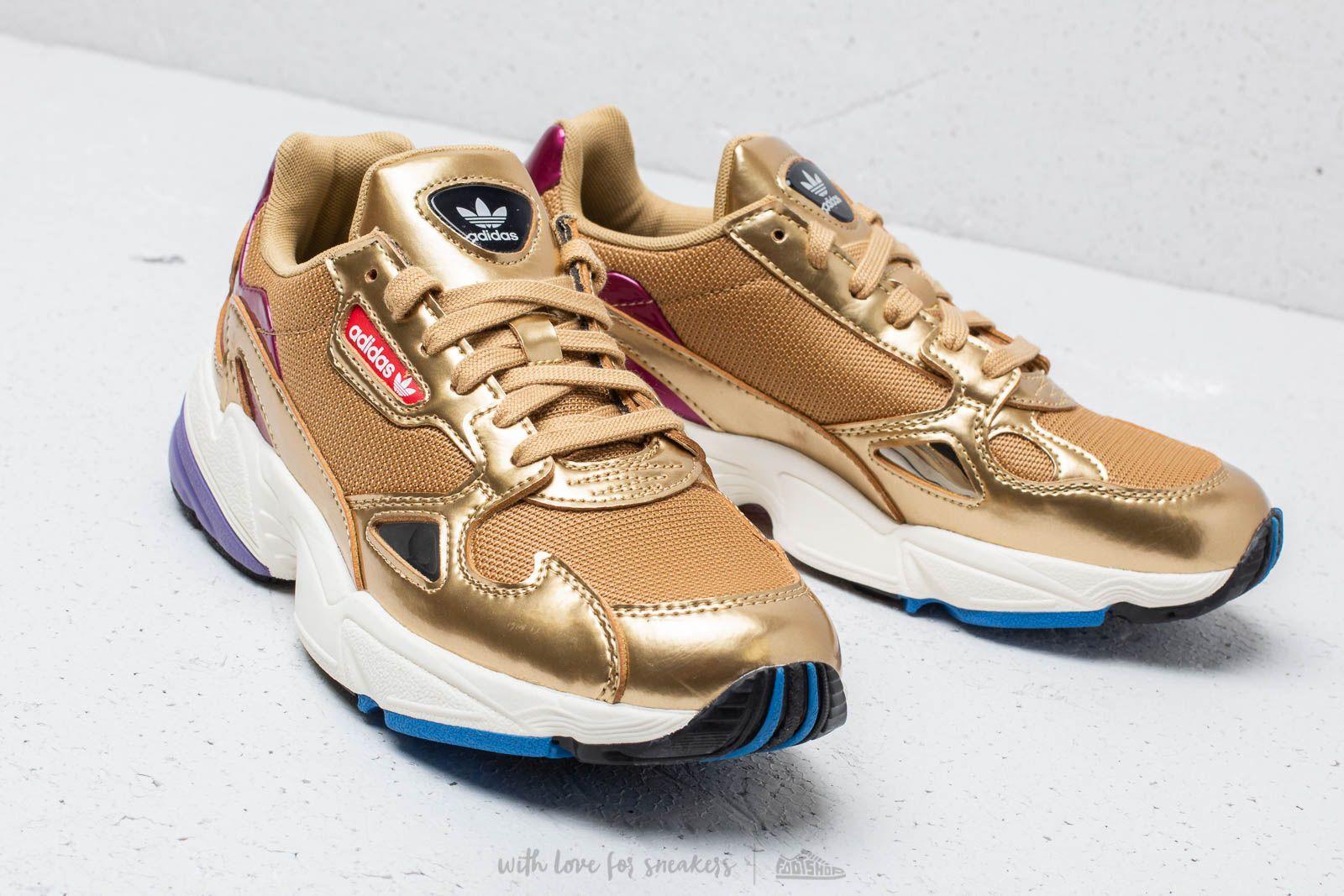 Women's shoes adidas Falcon W Gold