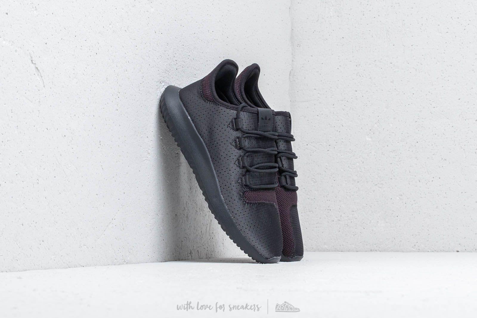 Детская обувь adidas Tubular Shadow J Core Black/ Core Black/ Core Black