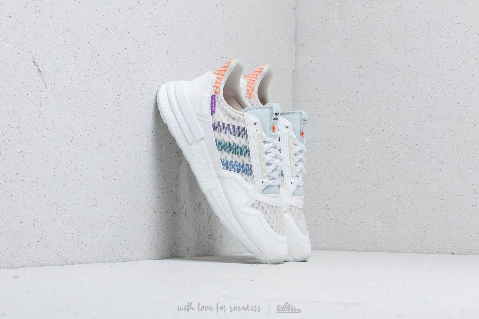 adidas ZX 500 RM Commonwealth Orctin/ Orctin/ Orctin at a great price 161 € buy at Footshop