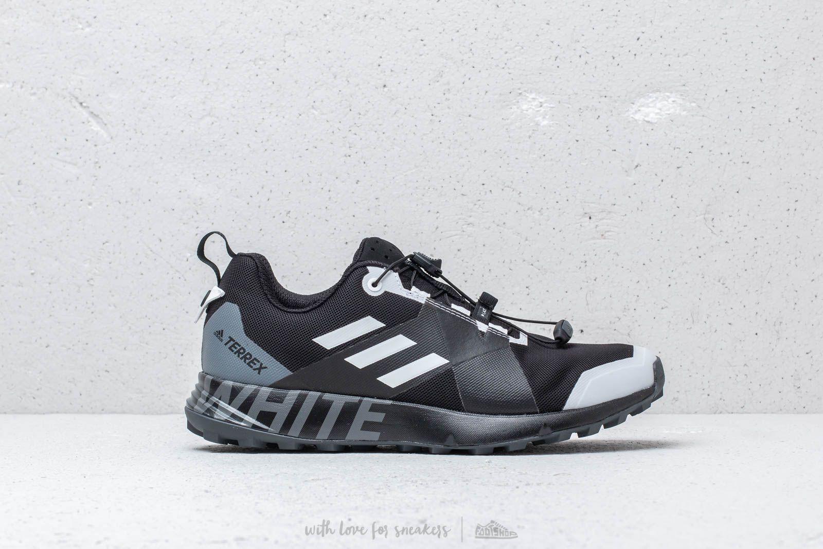 90c6ef493 Adidas x White Mountaineering Terrex Two GTX Carbon  Core Black  Footwear  White at a