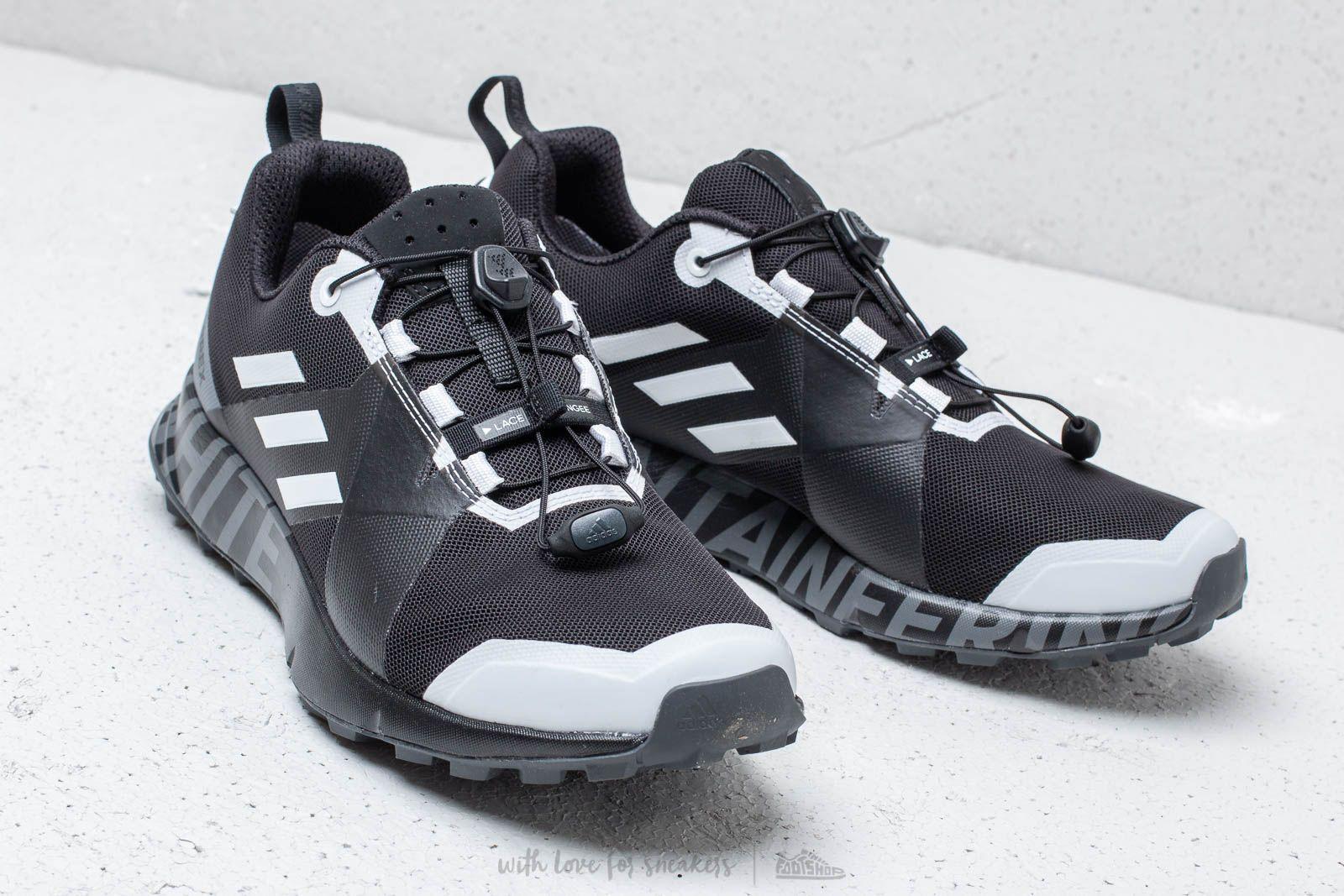 72ce639a004e Adidas x White Mountaineering Terrex Two GTX Carbon  Core Black  Footwear  White at a