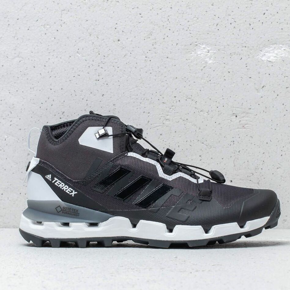 Adidas x White Mountaineering Terrex Fast GTX Carbon/ Core Black/ Footwear White