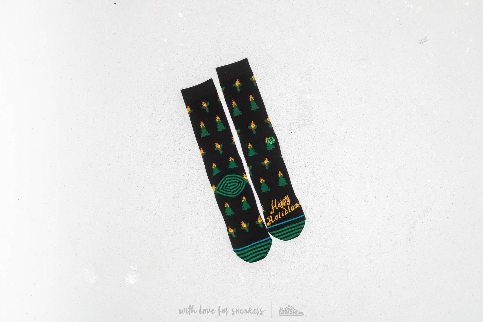 Socks Stance Holiblaze Socks Black