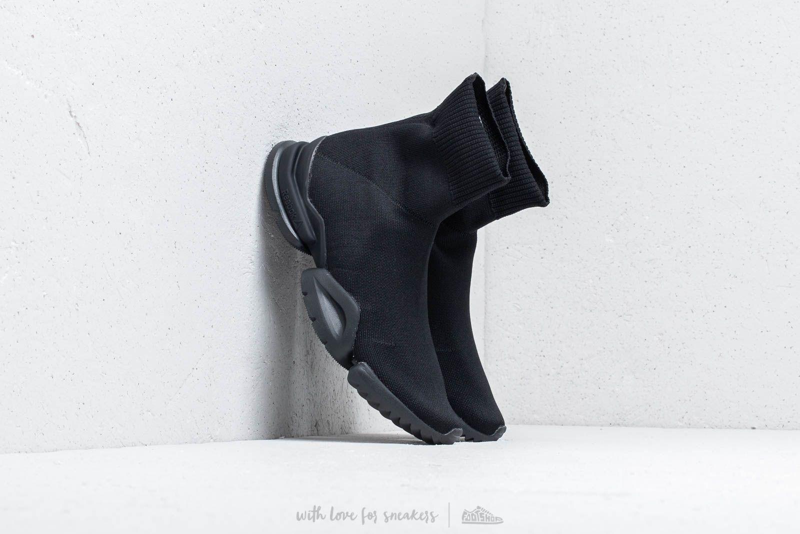 Reebok Sock Run_R Black/ Gold za skvělou cenu 6 790 Kč koupíte na Footshop.cz