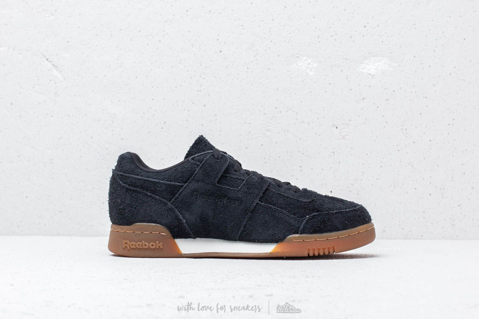 f1fa6195523 Reebok Workout Plus MU Black  Gum at a great price 99 € buy at Footshop
