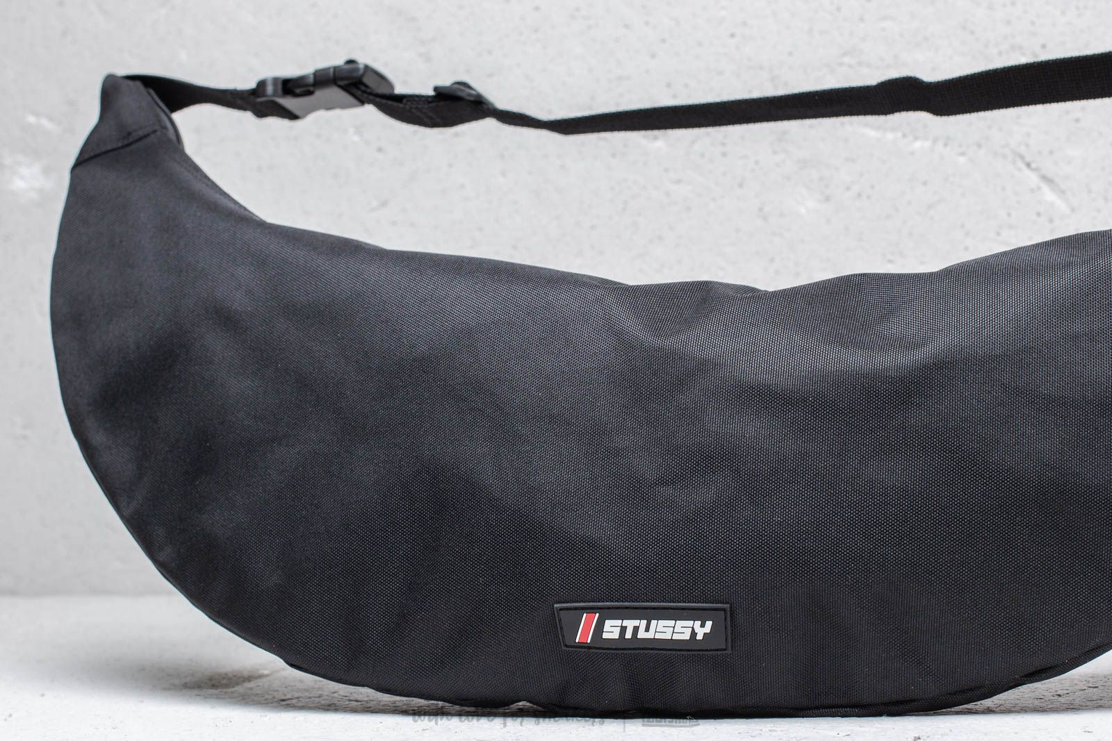ffc6c0d24f52 Stüssy Maps Sling Bag Black at a great price 48 € buy at Footshop
