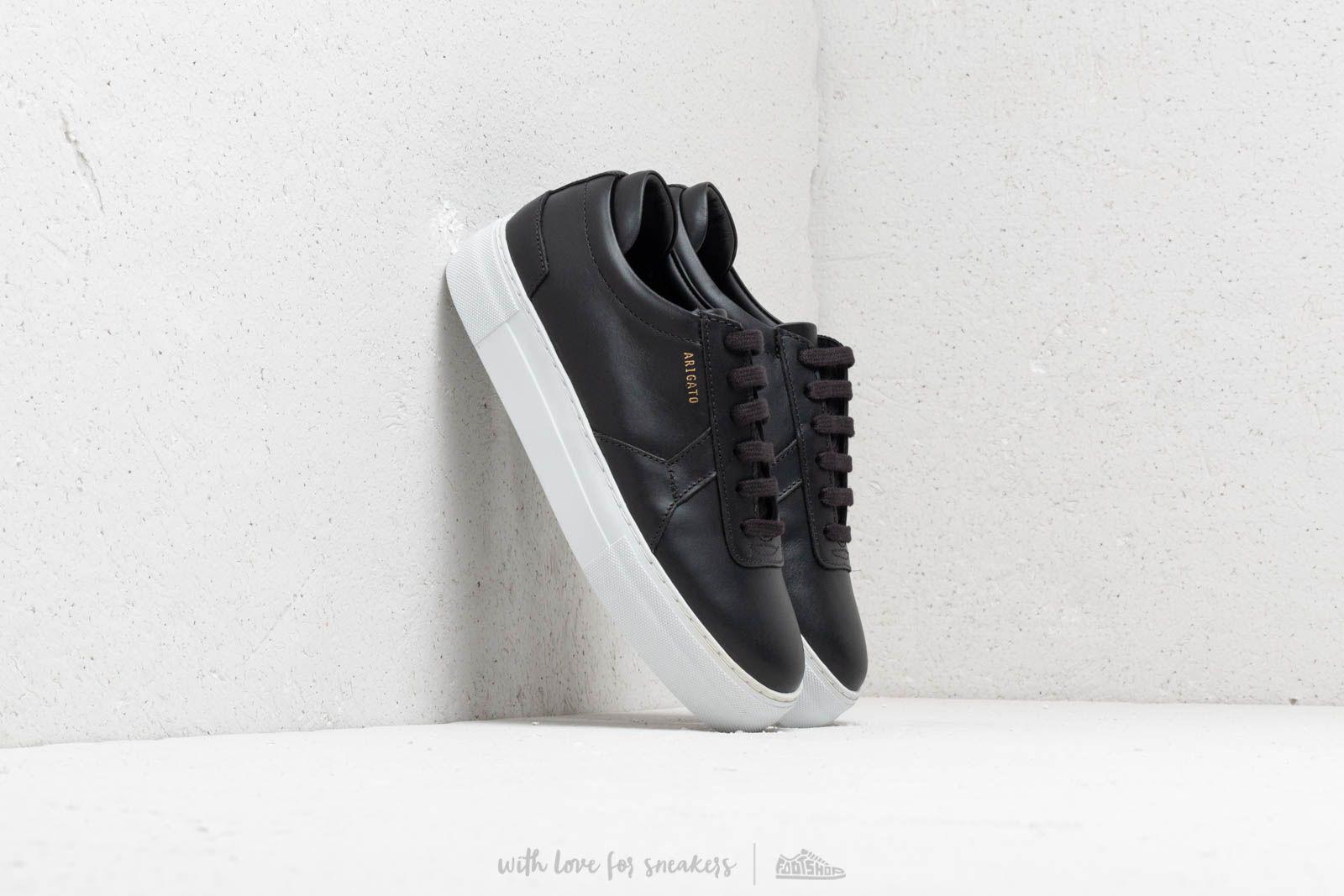 AXEL ARIGATO Platform Sneaker Black a muy buen precio 177 € comprar en Footshop