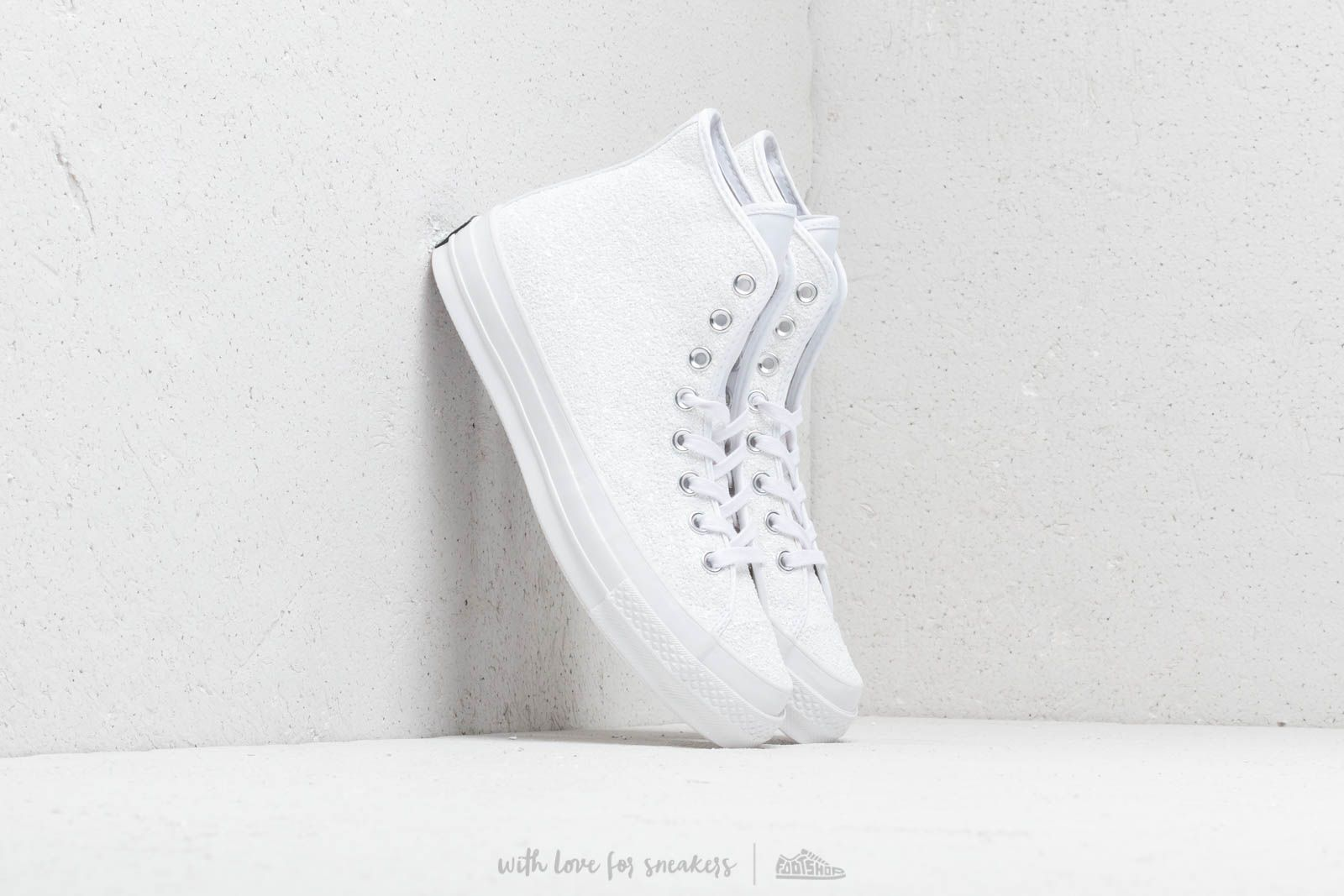 Converse Chuck Taylor All Star 70 Hi White/ Silver/ White at a great price 103 € buy at Footshop