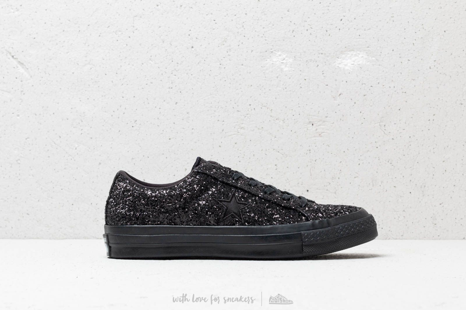 81a6e51aaf2d Converse One Star Ox Black  Black  Black at a great price 92 € buy