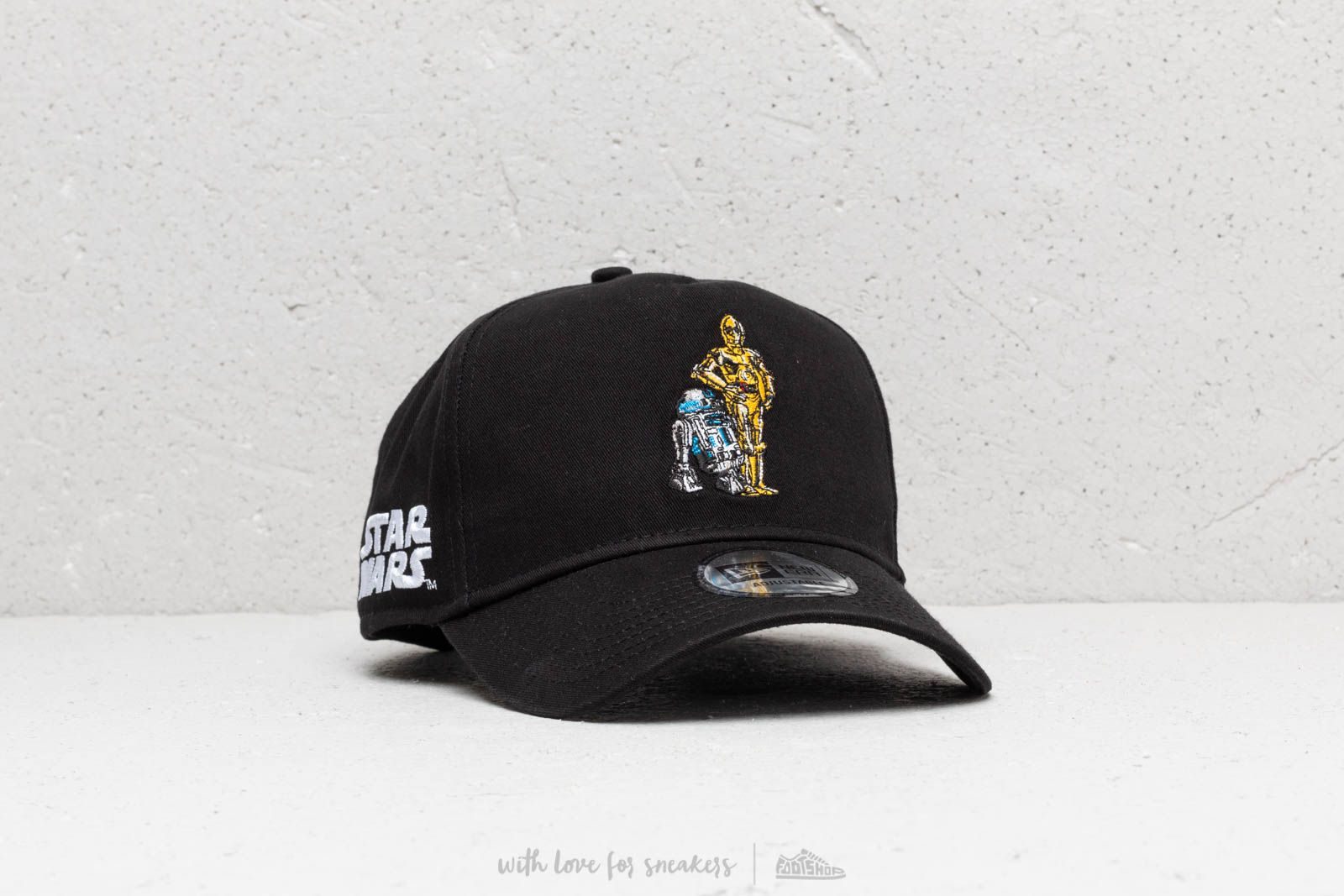 ada3a0f6 New Era 9Forty Aframe Droids Starwars Snapback | Footshop