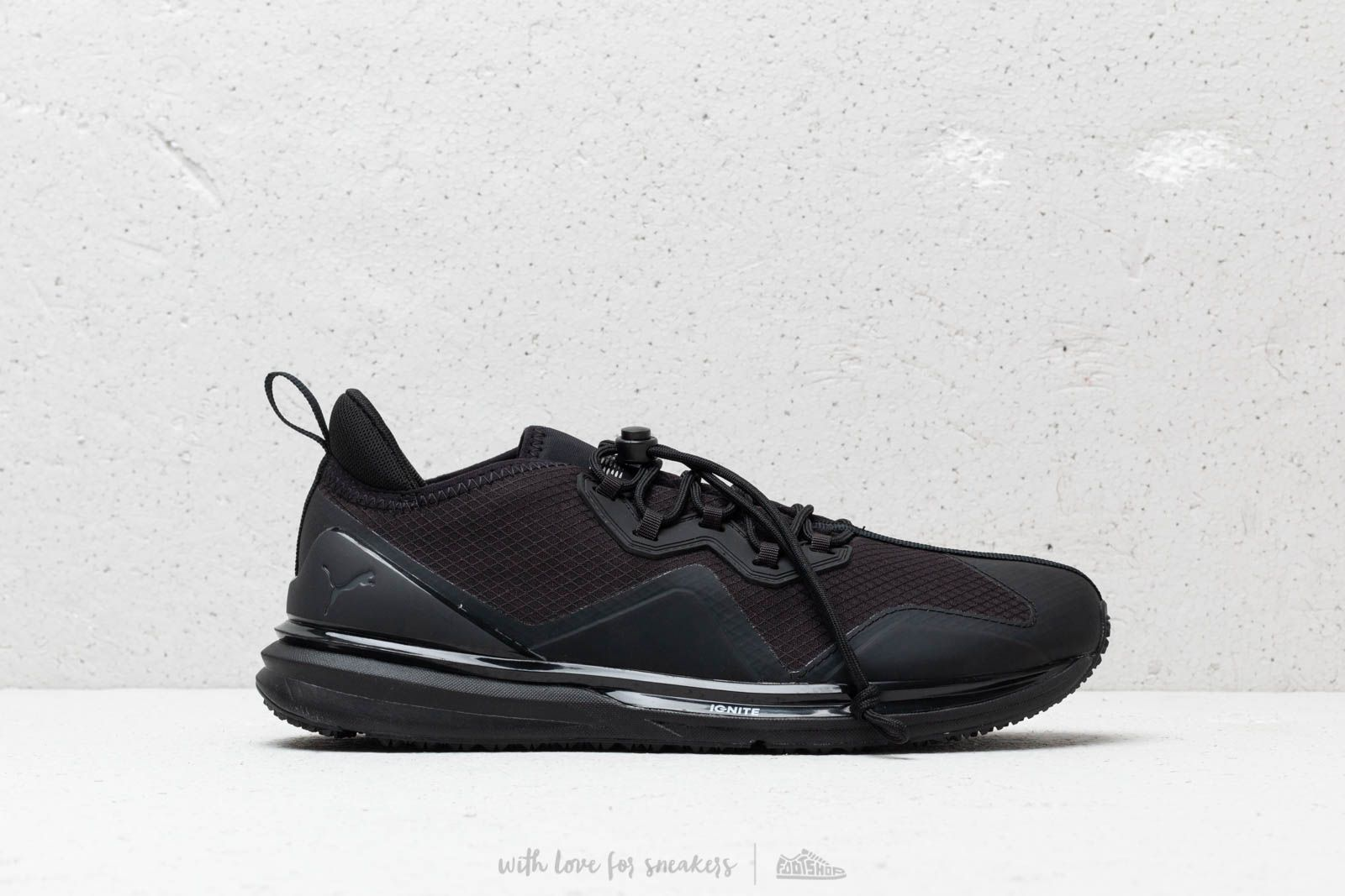 brand new 1a138 a9c75 Puma IGNITE Limitless Initiate Puma Black | Footshop