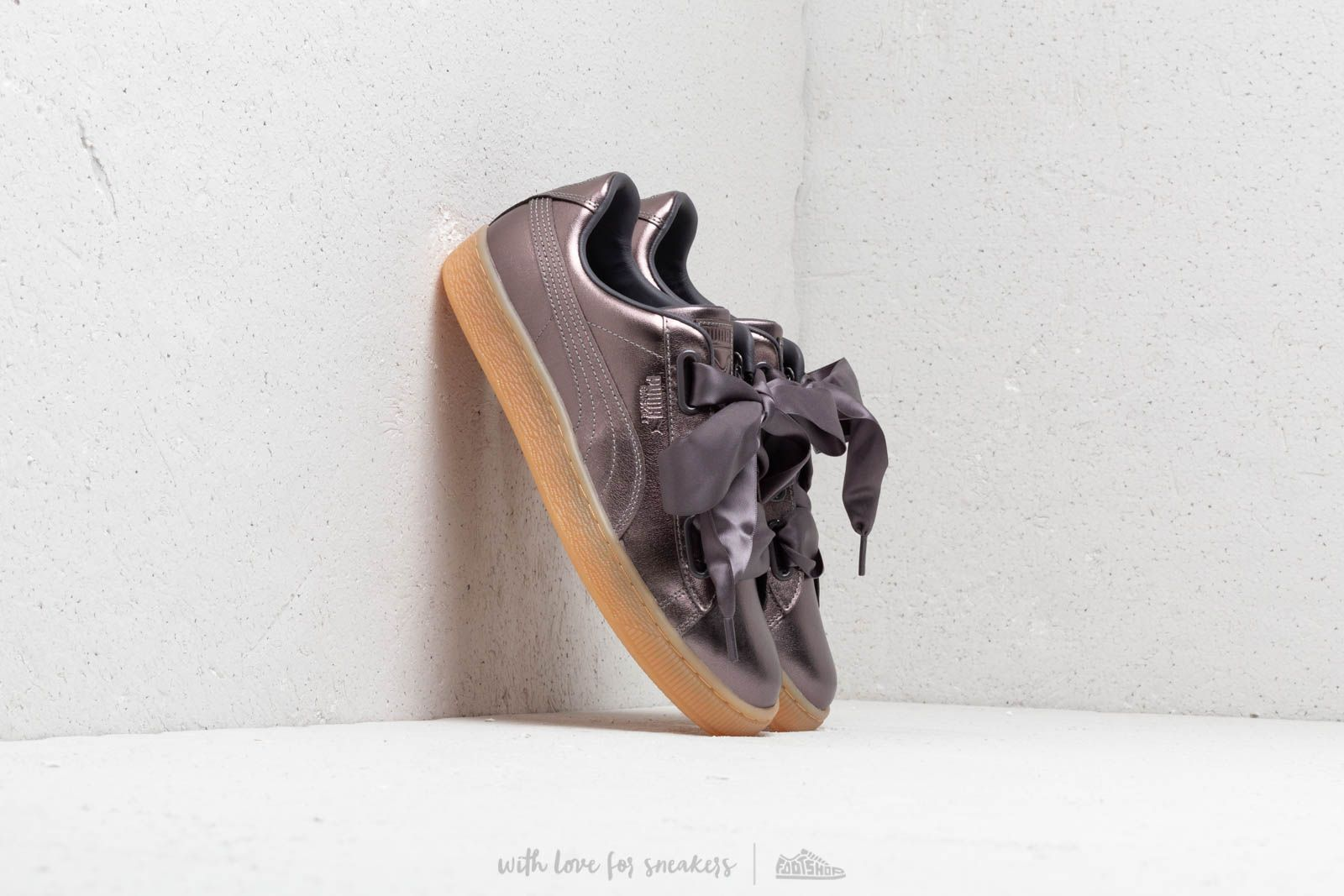 Puma Heart Luxe Wn´s Quiet Shade/ Quiet Shade at a great price 99 € buy at Footshop
