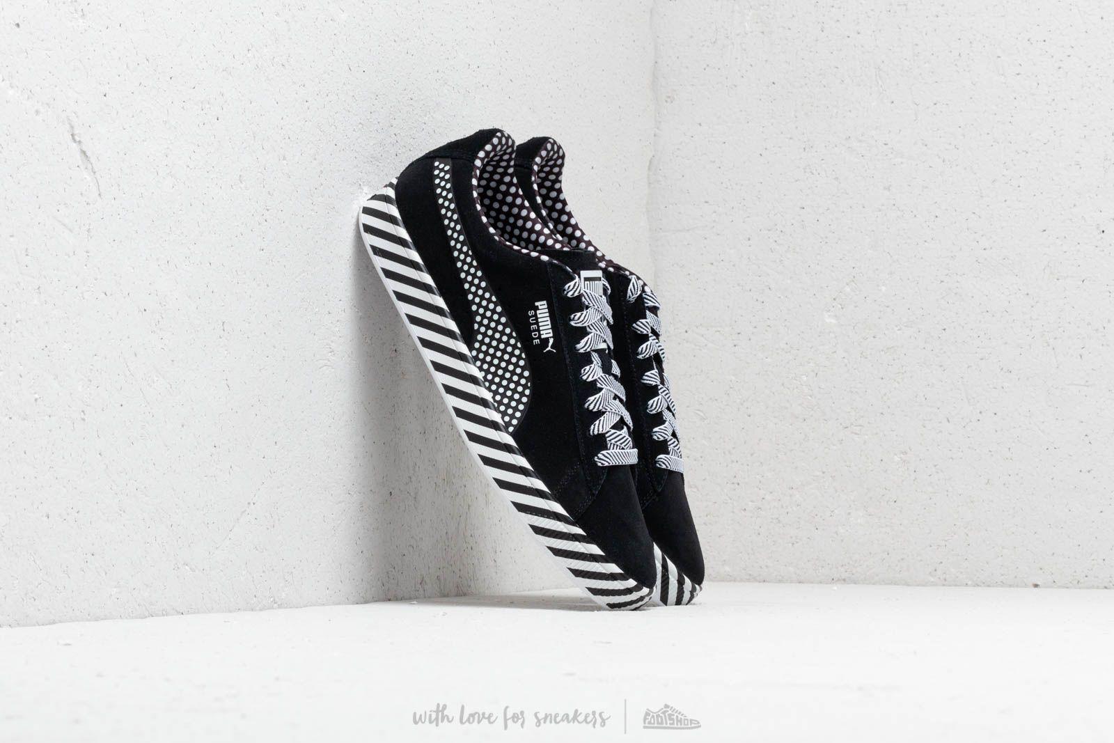 Men's shoes Puma Suede Classic Pop