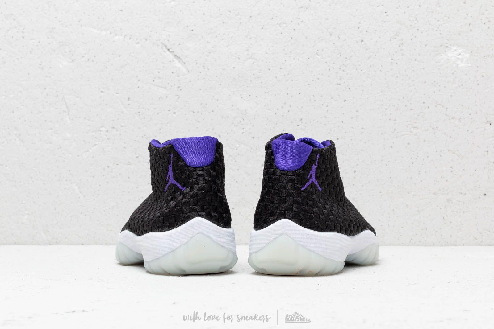 Air Jordan Future Black/ Dark Concord