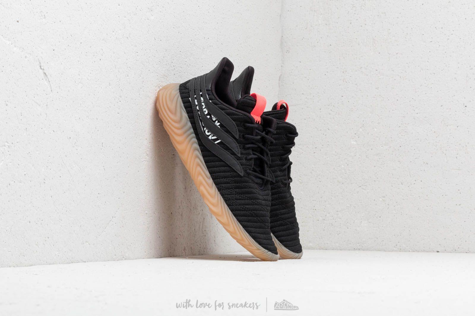 adidas Sobakov Core Black/ Core Black/ FLARED za skvělou cenu 3 190 Kč koupíte na Footshop.cz