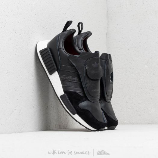 adidas Micropacer x R1 Core Black/ Utility Black/ Solar Red ...