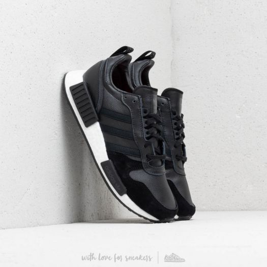 Pedicab Propio césped  Men's shoes adidas Rising Star x R1 Core Black/ Utility Black/ Solar Red |  Footshop