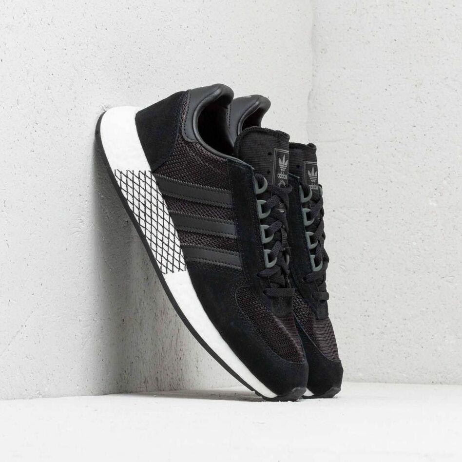 adidas Marathon x 5923 Core Black/ Utility Black/ Solar Red EUR 39 1/3