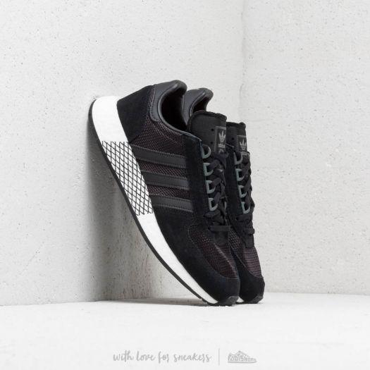 adidas Marathon x 5923 Core Black Utility Black Solar Red | Footshop