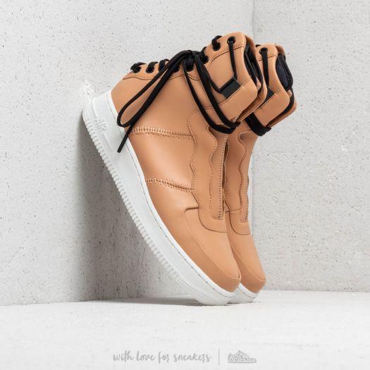 Introducir Brújula Volver a llamar  Women's shoes Nike Wmns Air Force 1 Rebel XX Praline/ Black Summit/ White |  Footshop