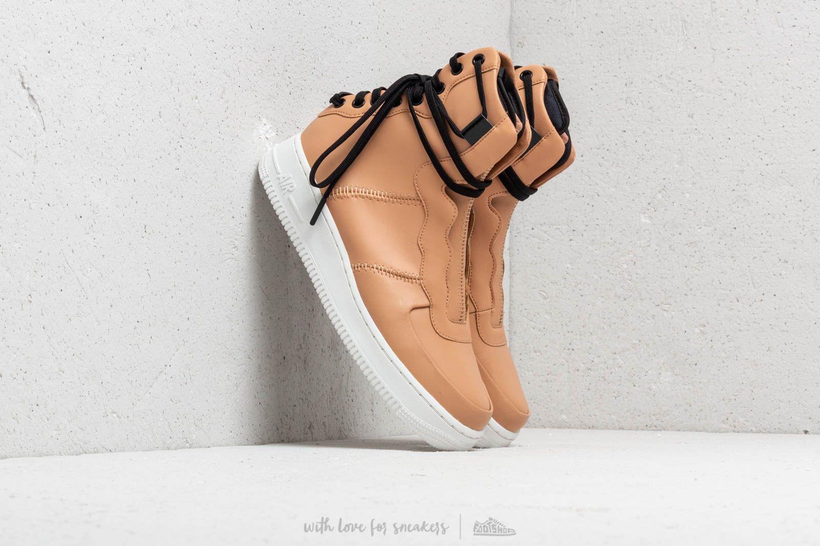 Nike Wmns Air Force 1 Rebel XX Praline/ Black Summit/ White