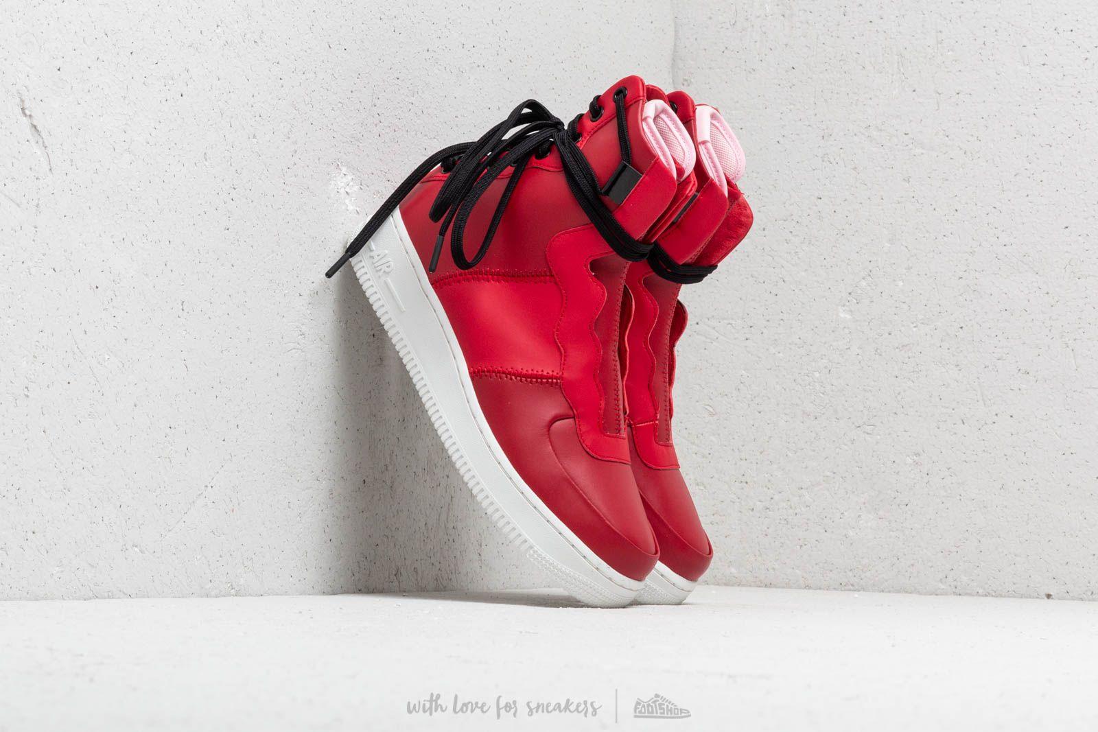 Nike Wmns Air Force 1 Rebel XX Gym Red/ Arctic Pink a muy buen precio 140 € comprar en Footshop