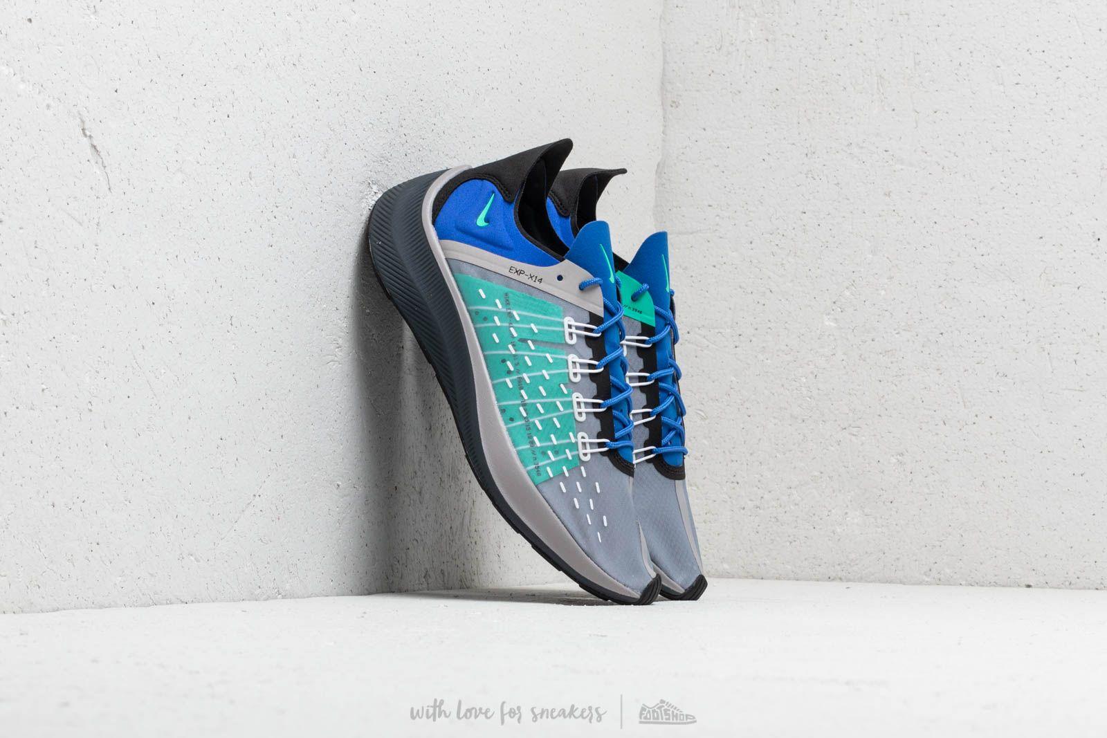 Nike EXP-X14 Pure Platinum/ Menta a muy buen precio 129 € comprar en Footshop