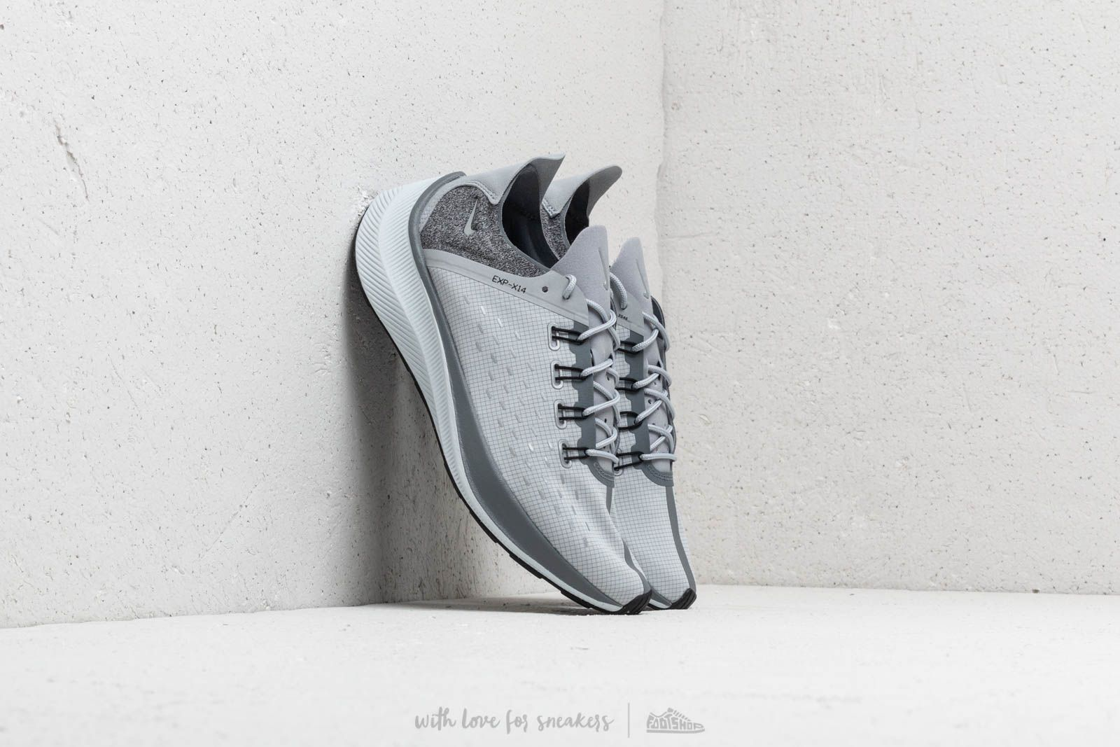 Nike EXP-X 14 SE Wolf Grey/ Anthracite/ Dark Grey at a great price 136 € buy at Footshop