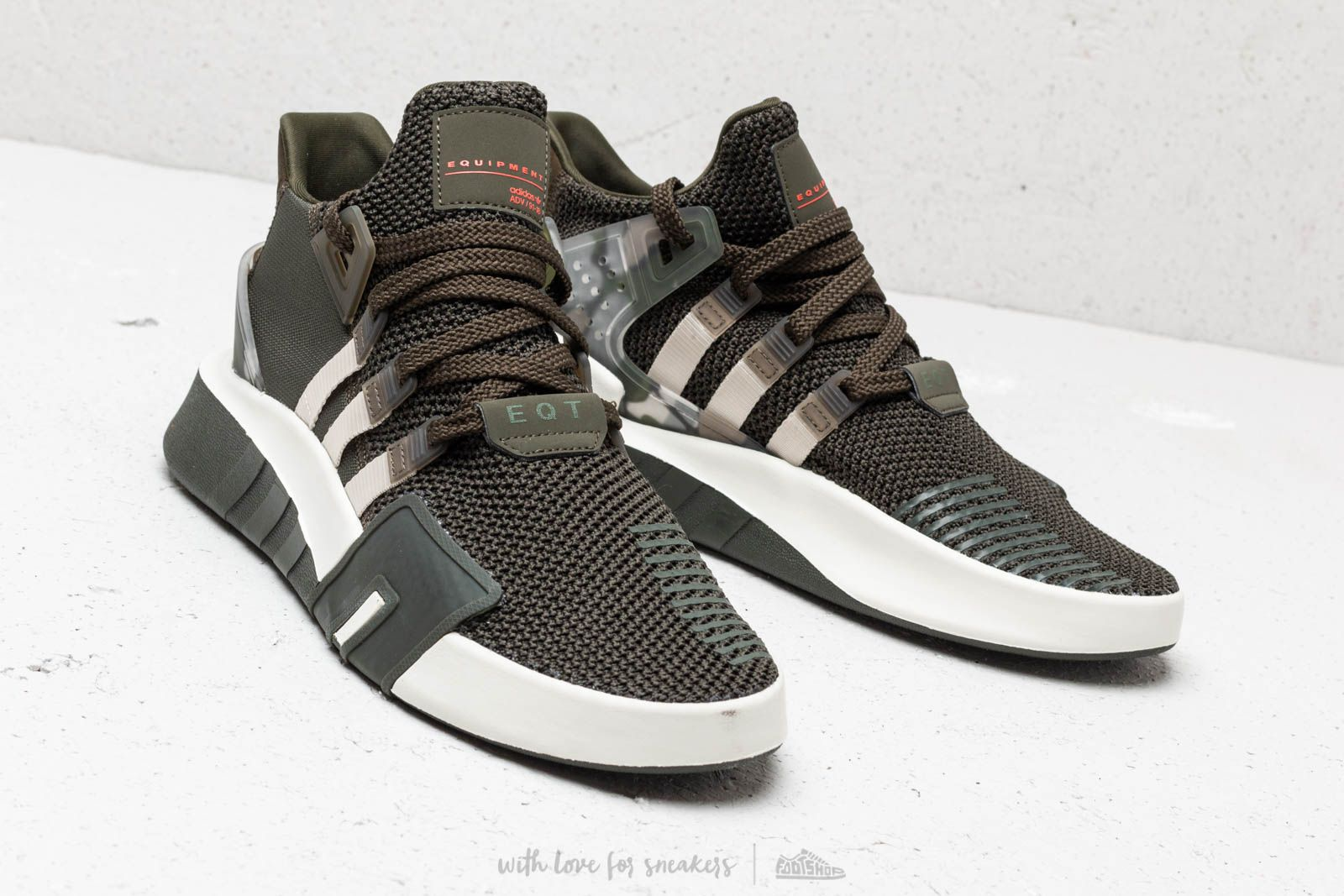 4c2a024ef9bc7e ... new zealand adidas eqt bask adv night cargo chalk white talc at a great  price 68894