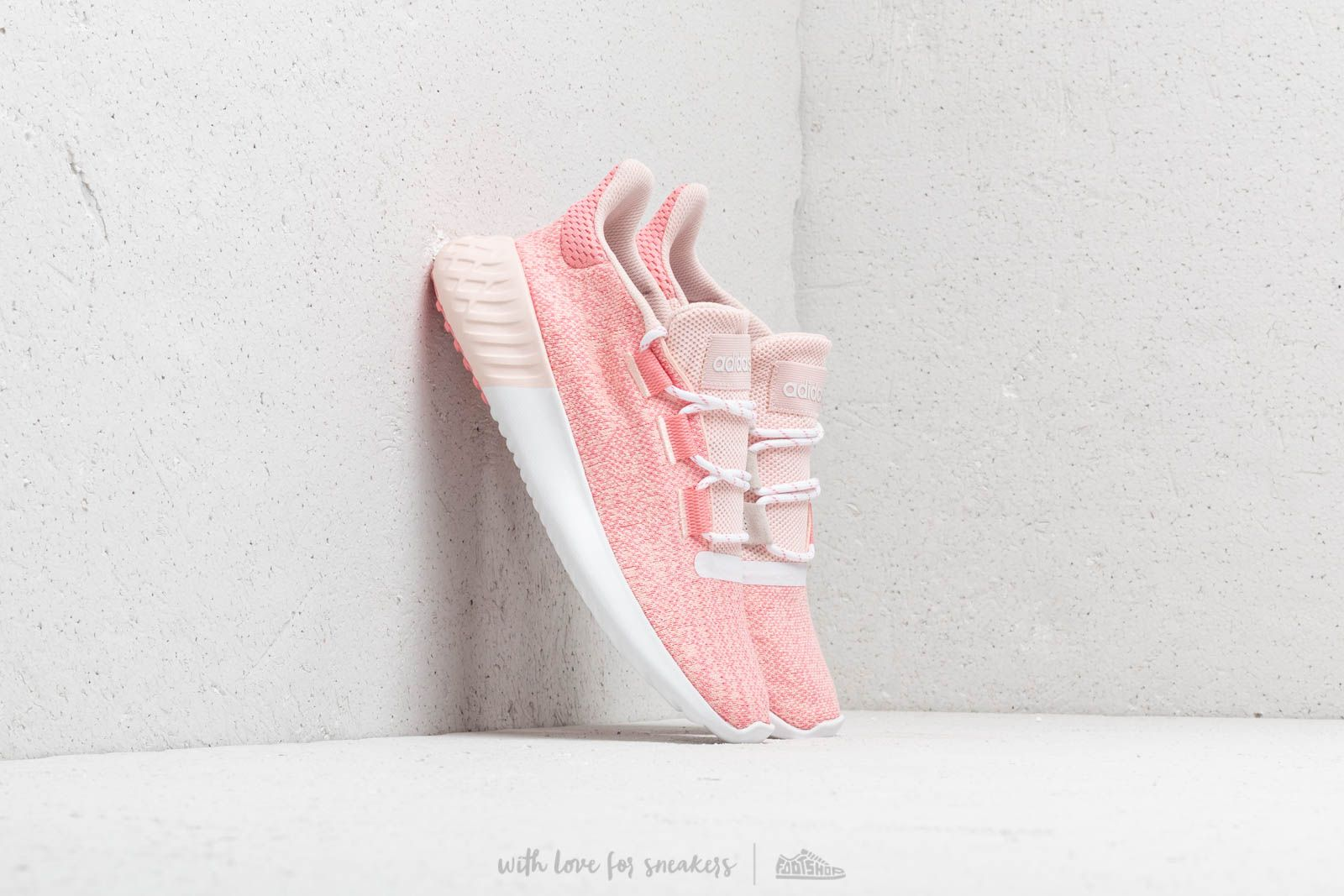 adidas Tubular Dusk J Icey Pink/ Super Pop/ Chalk White at a great price 150 лв купете в Footshop