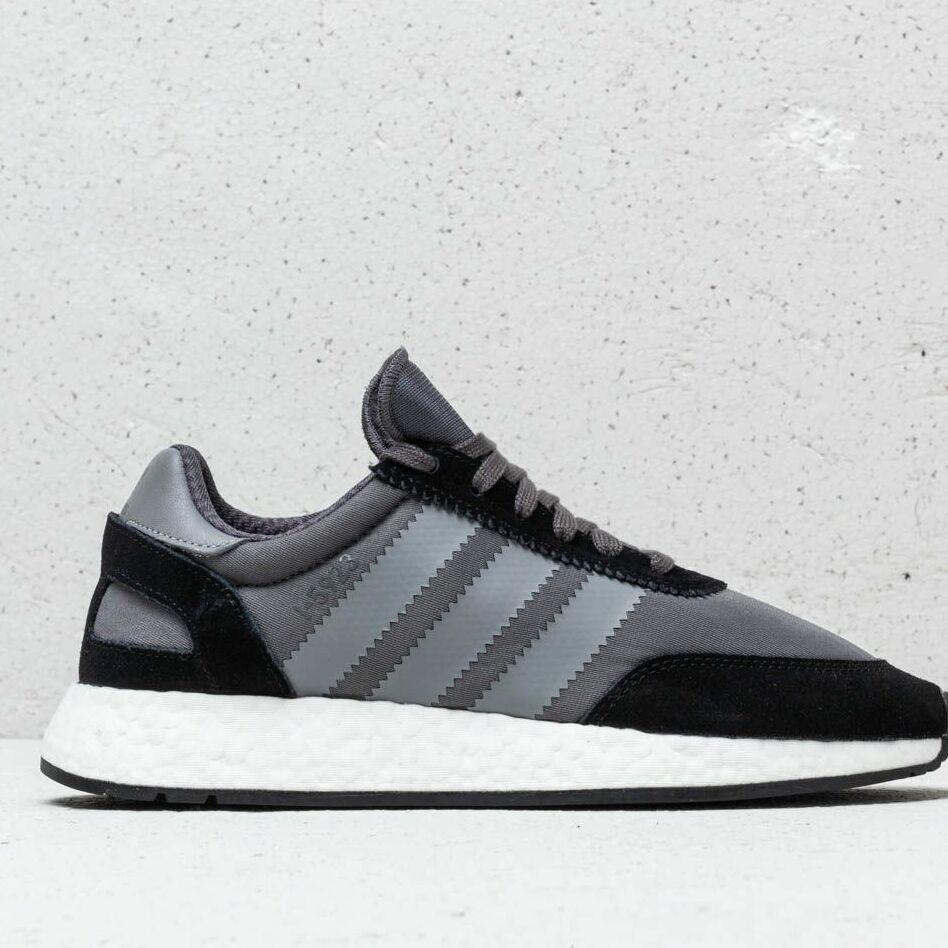 adidas I-5923 W Core Black/ Grey Three/ Grey Five