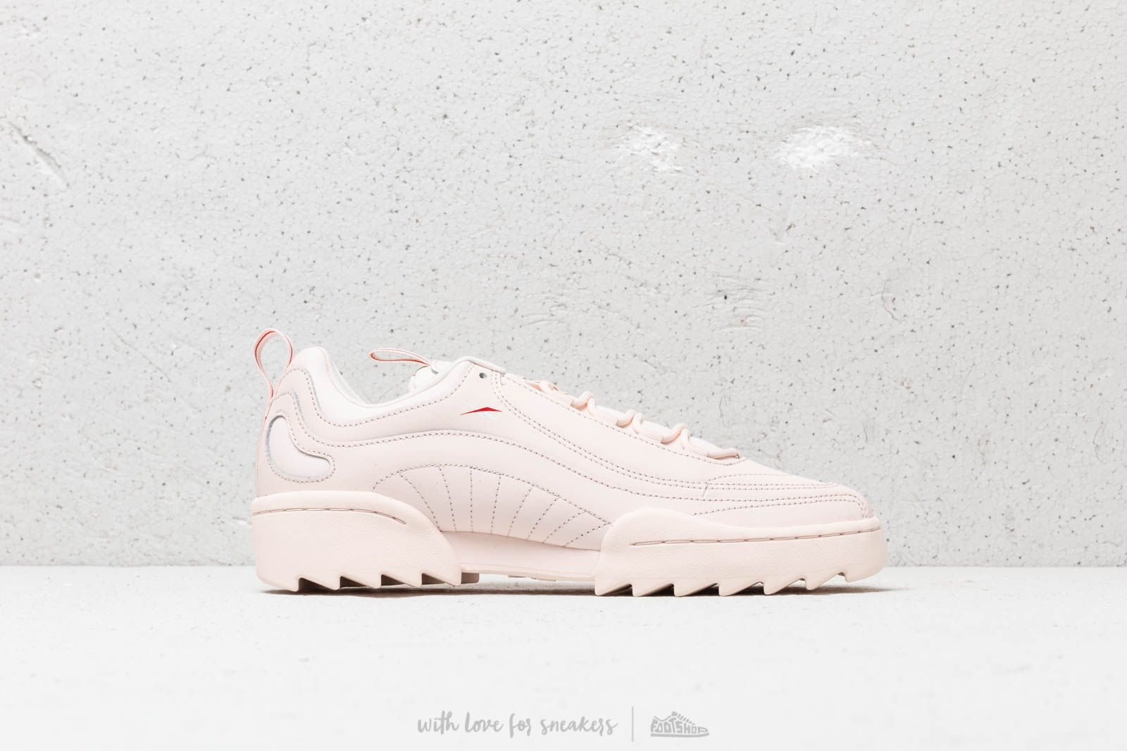 23d54435c4a Reebok Rivyx Ripple Pale Pink/ White/ Red at a great price 90 € buy