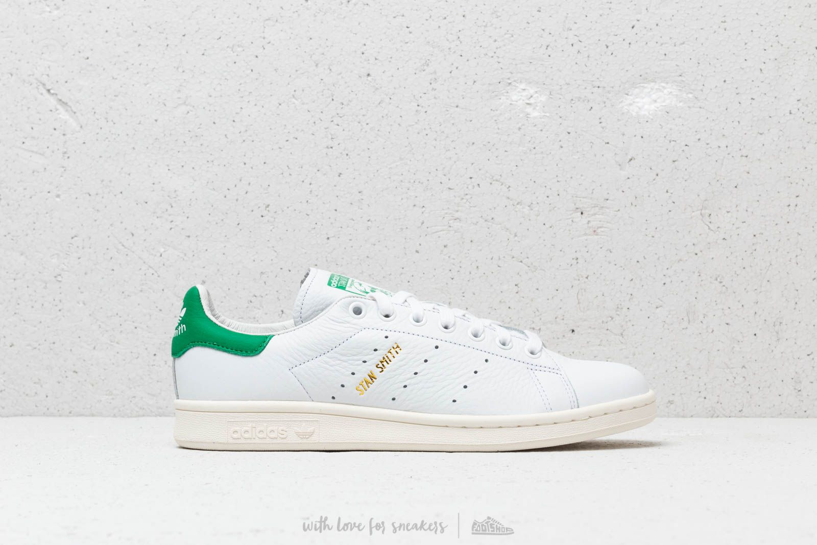 5ea1d2b069e Adidas Stan Smith Footwear White/ Footwear White/ Green at a great price 92  €