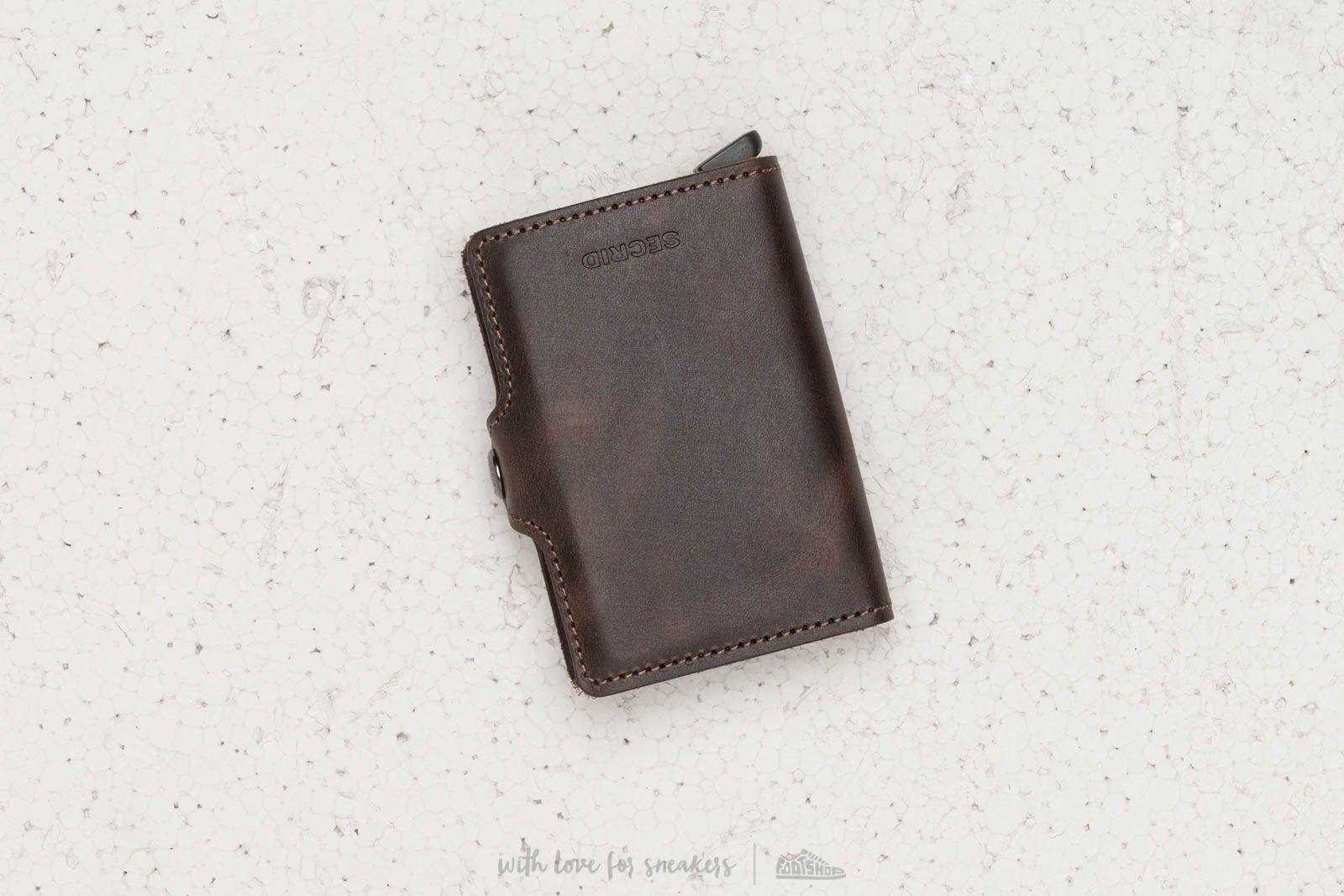 Secrid Twinwallet Vintage Chocolate za skvělou cenu 1 490 Kč koupíte na Footshop.cz