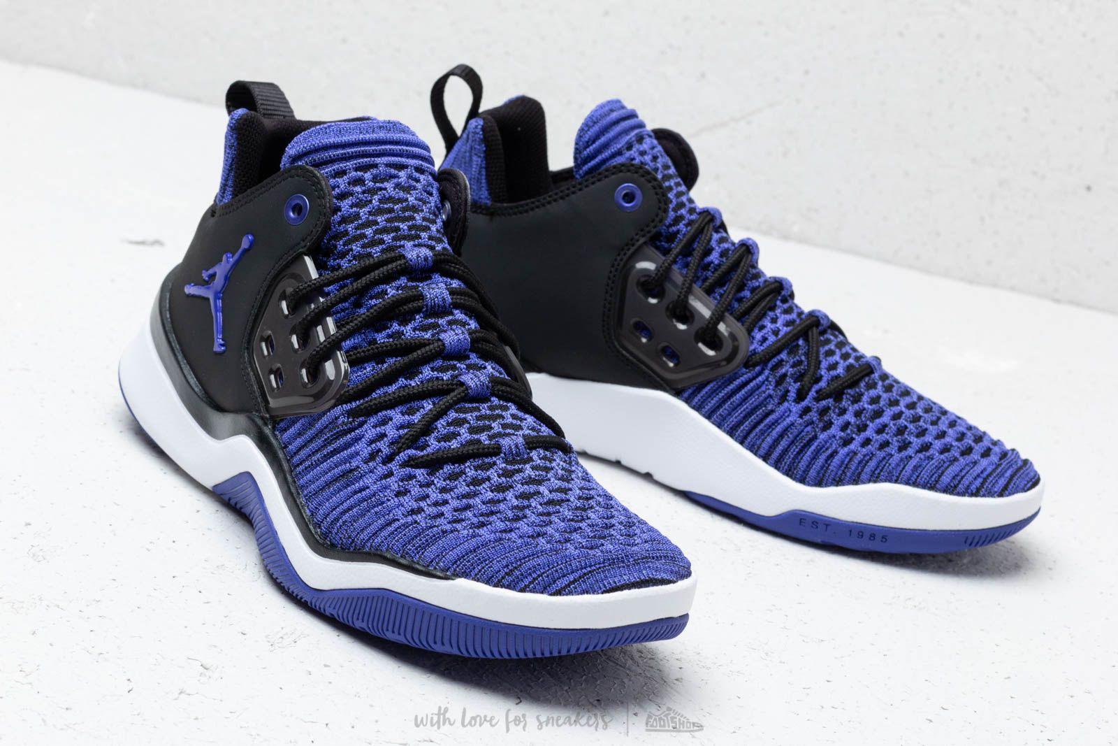 también carril Redada  Men's shoes Air Jordan DNA LX Black/ Dark Concord-White | Footshop