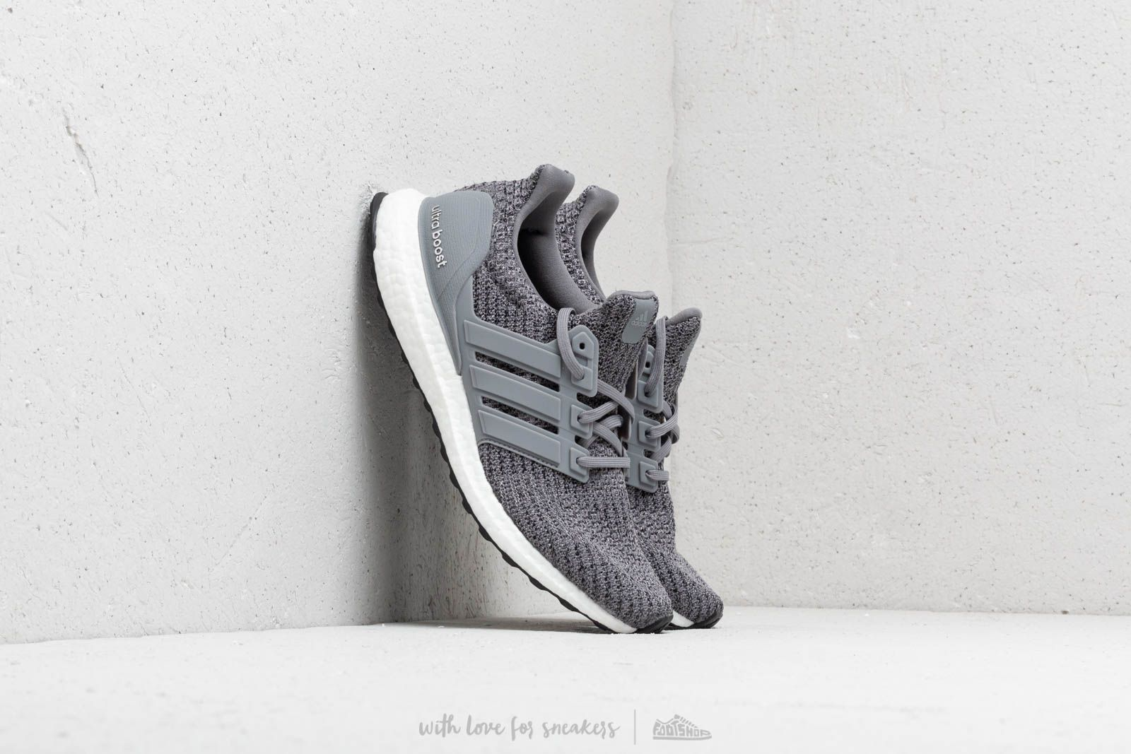 33c81a263f9362 adidas UltraBOOST Grey Three  Grey Three  Core Black at a great price 176 €