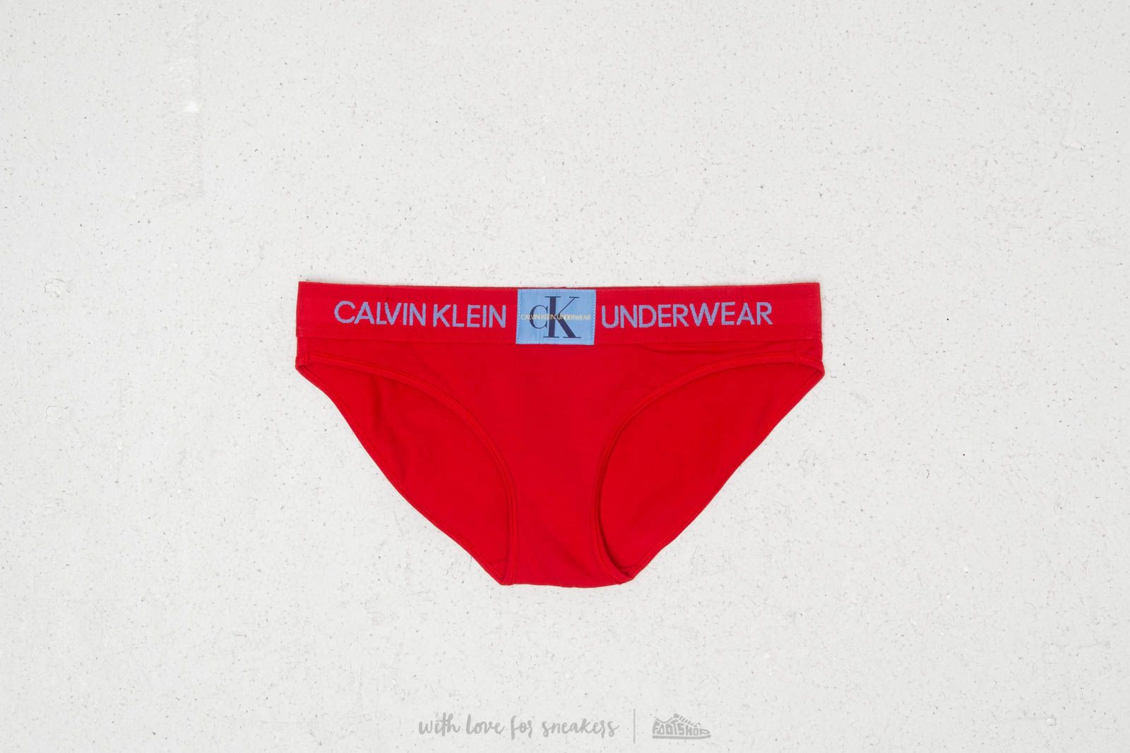 ed85c119327f6 Calvin Klein Bikini Red at a great price 26 € buy at Footshop