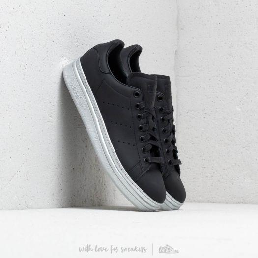 adidas Stan Smith New Bold W Core Black/ Core Black/ Silver ...